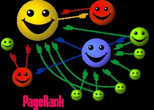 Fonctionnement du PageRank