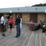 Rencontre avec Sandra Bayer à l'Open Coffee de Sophia Antipolis