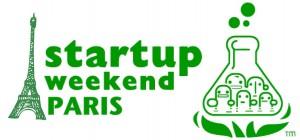Startup Weekend Paris Logo