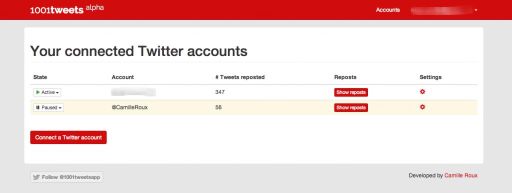 1001tweets twitter accounts